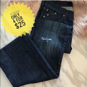 ❗️closet clear out Rock & Republic jeans size 29